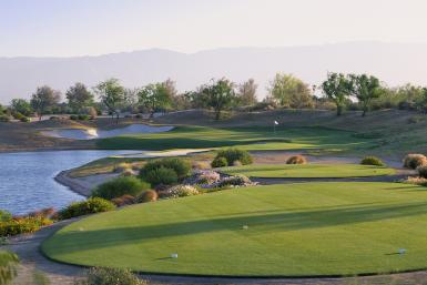 Greg Norman Course at PGA West - Hole 17