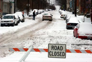 Northern U.S. cities posting record levels of snow for October.