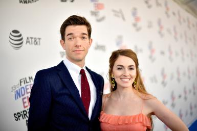 John Mulaney wife