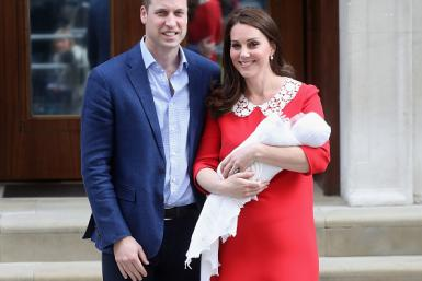 Prince William, Kate Middleton, Son