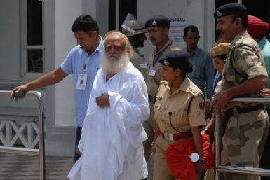 Indian spiritual guru Asaram Bapu