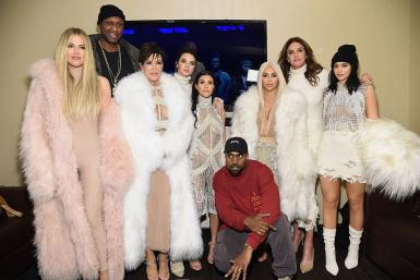 Jenners, Kardashians, West And Odom