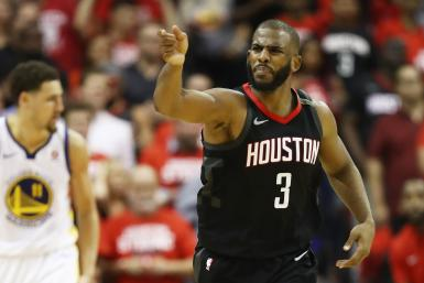 Chris Paul Houston Rockets