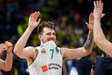 Luka Doncic NBA Draft