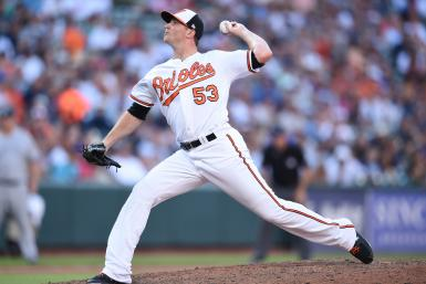 Zach Britton Baltimore Orioles