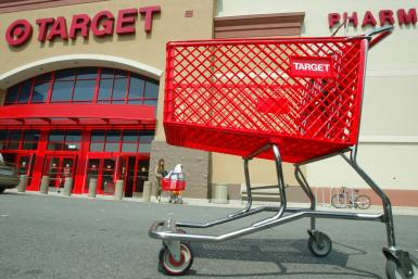 Big-box retailer Target says thanks to its employees with a pre-holiday bonus.