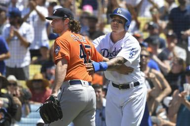 Houston Astros LA Dodgers