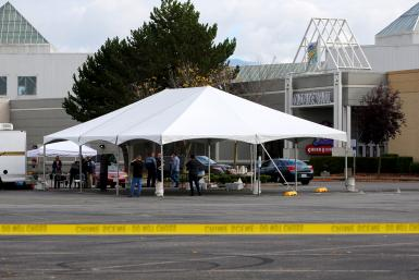 Tent Collapses During Bank Shareholders Meet
