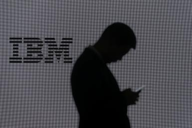 IBM change of guard