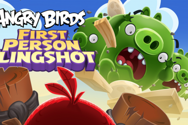 Angry Birds FPS