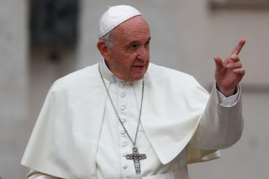 Sex Is God's Gift, Not Taboo, Pope Francis Says