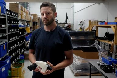 Cody Wilson Charged For Sexual Assault