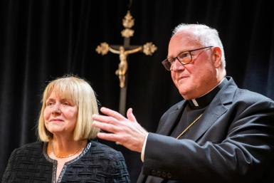 Cardinal Appoints Former Judge To Review Church Sex Abuse Policies