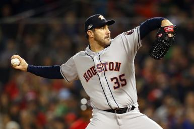 Justin Verlander Houston Astros