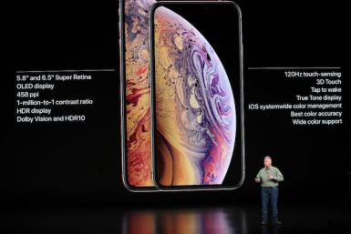 iPhone XS models