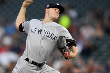 Sonny Gray New York Yankees
