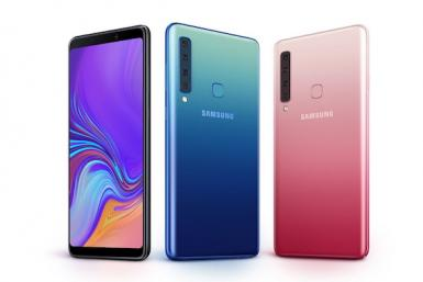 Samsung Galaxy A9 phones