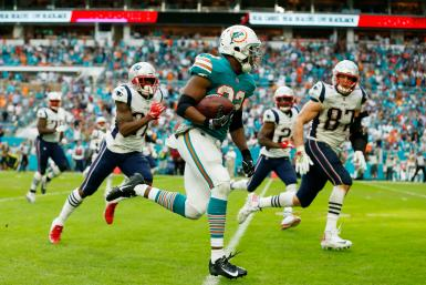 New England Patriots Miami Dolphins