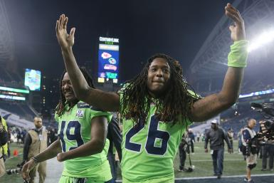 Shaquill Griffin Seattle Seahawks
