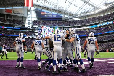 Indianapolis Colts Minnesota Vikings