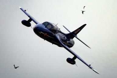Hawker Hunter Jet