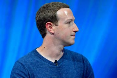 Mark Zuckerberg Facebook leadership