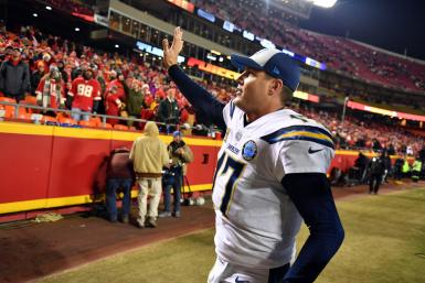 Philip Rivers LA Chargers