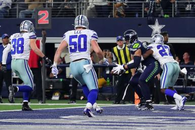 Sean Lee Dallas Cowboys