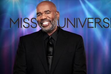 2018 Miss Universe steve harvey