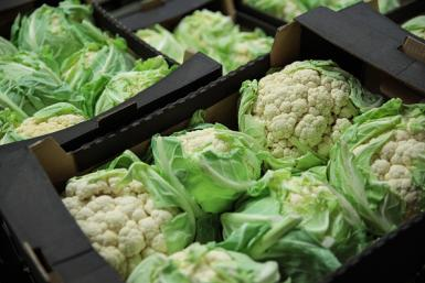 Cauliflower Recall