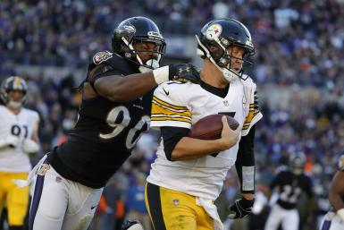 Pittsburgh Steelers Baltimore Ravens