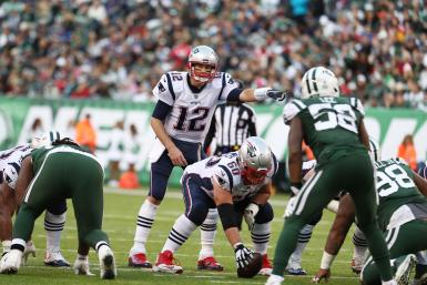 Tom Brady Patriots Jets