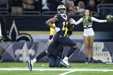 Michael Thomas Saints Rams