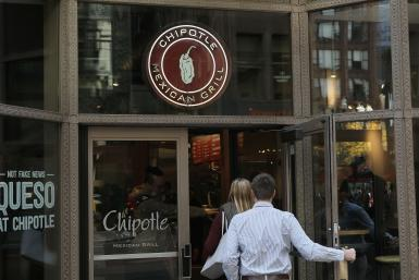 Chipotle customers
