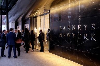 Barneys New York flagship