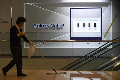 Samsung Note 9 store