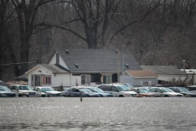 Historic Midwest flooding, Illinois