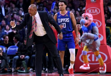 Doc Rivers Clippers Lakers