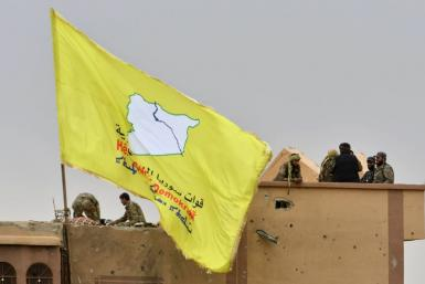 Victory against Islamic State for the SDF