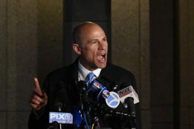 Avenatti defends himself