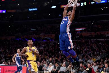 Jimmy Butler 76ers Lakers