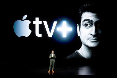 Apple TV+ Launch