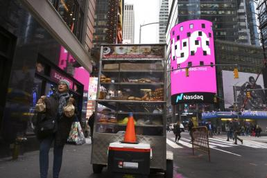 Lyft on Wall Street
