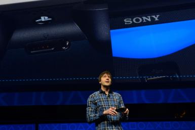 Sony PS4 Mark Cerny