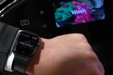 Apple Watch wash