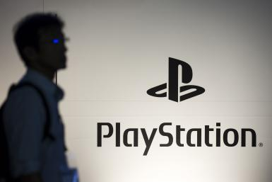 GettyImages-Sony Play Station
