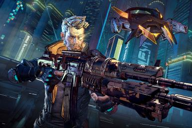 Borderlands 3 Zane Flynt Screenshot