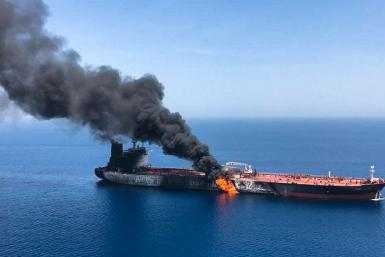 iran us oil tanker