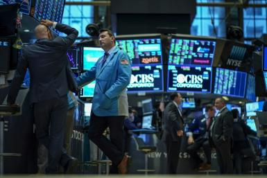 The US stock market got a boost from news that US is delaying enforcement of a ban on Chinese telecoms giant Huawei and improved prospects for US-China trade talks