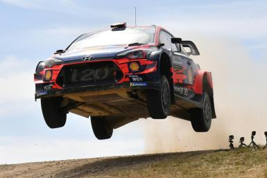 Belgian contender Thierry Neuville, who won his maiden race in Germany in 2014, warns each day is liable to throw up very different conditions